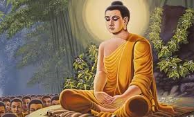 Buddha arcul köpése